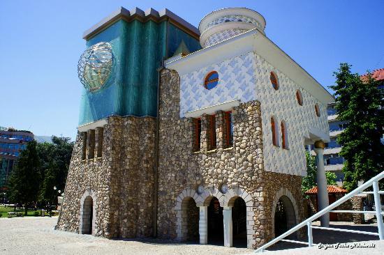 Memorial House of Mother Teresa