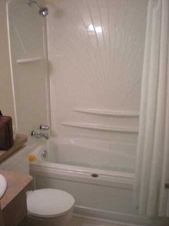 Hotel Port aux Basques: Bath