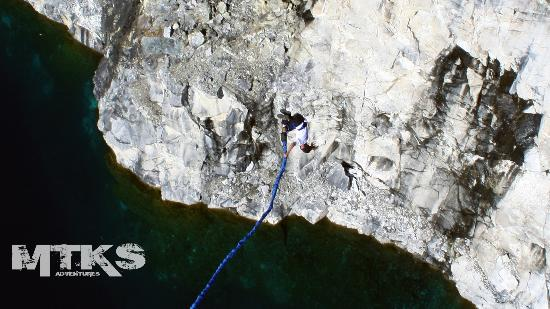 Great Canadian Bungee: Bungee Jumping