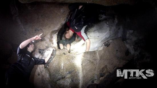 Lusk Cave : Lots of Ways To Go