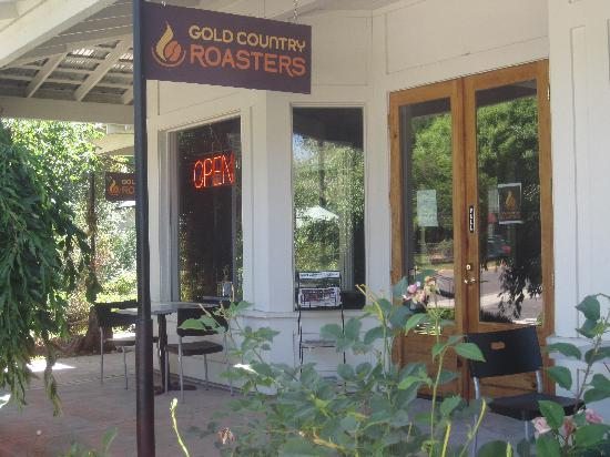 Welcome to Gold Country Roasters!