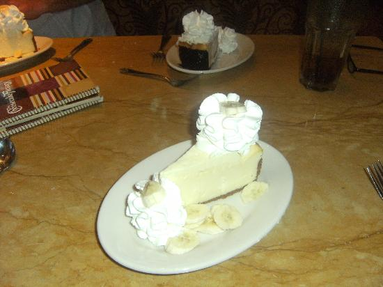 The Cheesecake Factory : Scrumptious