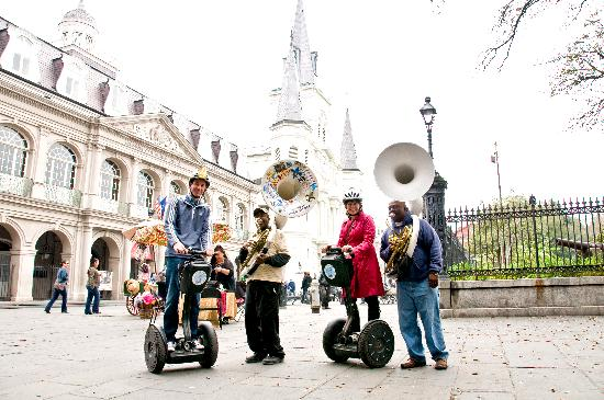 ‪City Segway Tours New Orleans‬