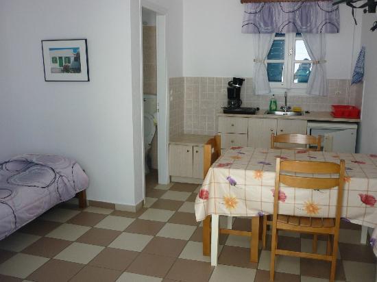 Areti Rooms : Appartment