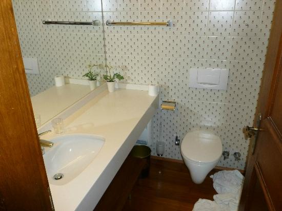 Friesacher's Aniferhof: Bathroom