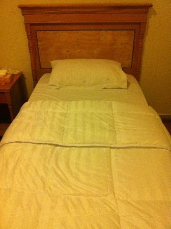 Nawazi Ajyad Hotel: Bed