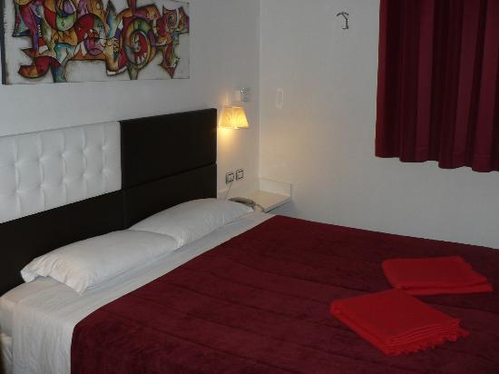 EcoHotel Roma: chambre