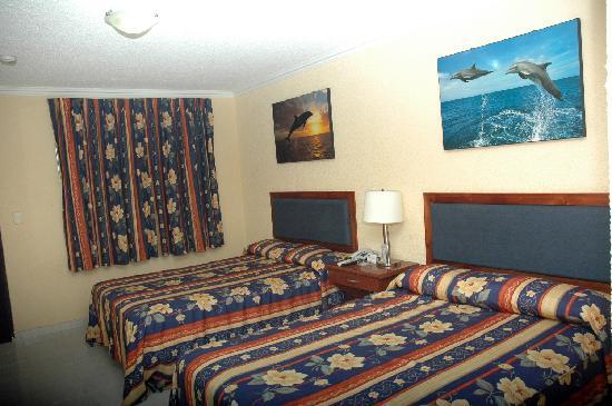 Hotel Lossandes : Habitaciones