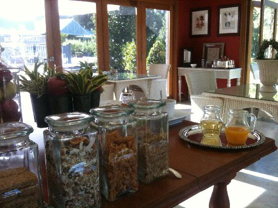 Thistle Hill Guest House: Spoilt at Breakfast .