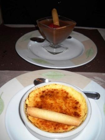 La Fringale : Best creme brulee ever!!