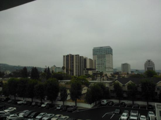 Days Inn Glendale: The view from our room