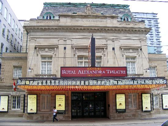 Royal Alexandra Theatre Toronto All You Need To Know