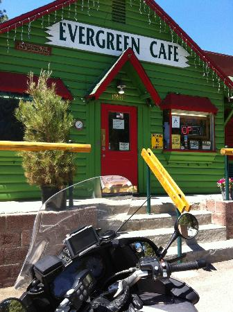 Evergreen Cafe & Racoon Saloon