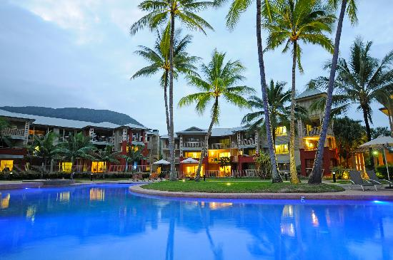 Annandale Apartments Palm Cove: Mantra Amphora Resort