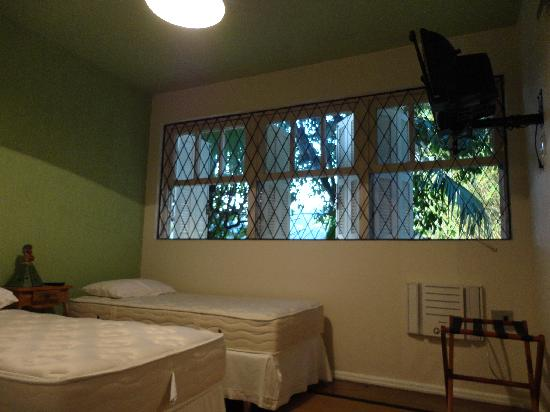 Casa Caminho do Corcovado: Monkeys room