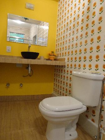 Casa Caminho do Corcovado: Bathroom of Monkeys room