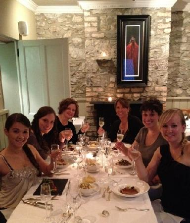 West End House Restaurant: Cheers to the BEST in Killarney!
