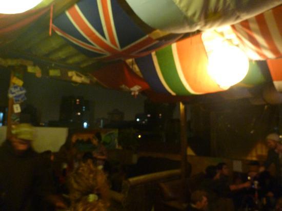Hostel Kokopelli : Rooftop Bar