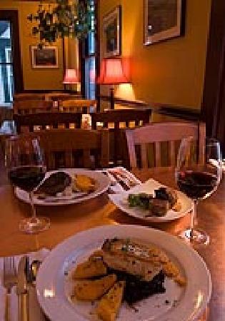 Mckay S Restaurant Bar Harbor Me