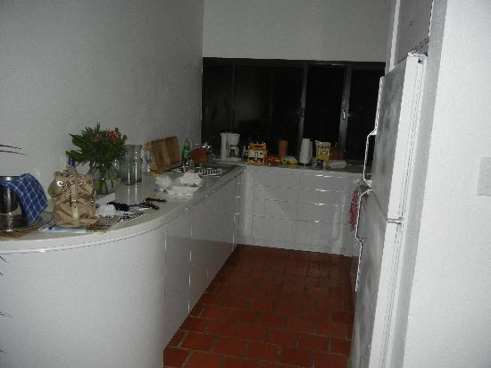 Covecastles Villa Resort : Stocked Kitchen... much like home