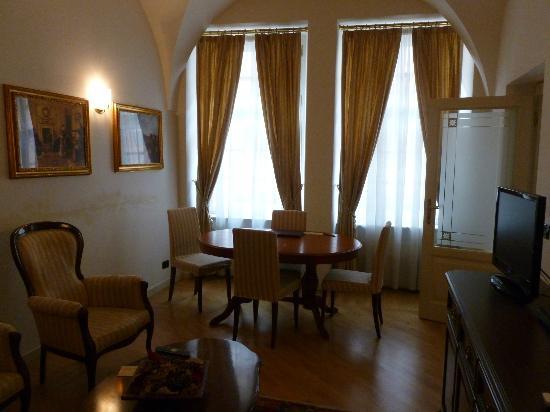 Hotel Residence Retezova: Jerusalem Dining room