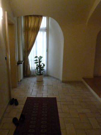 Hotel Residence Retezova: Jerusalem Vestibule