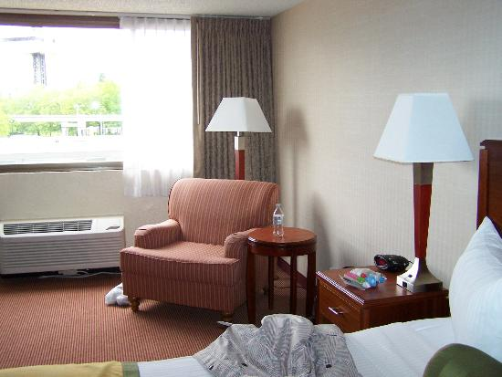 Best Western Executive Inn: Our room