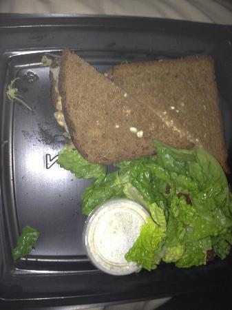 Real Food Daily: $13 Tempeh Reuben Sandwich