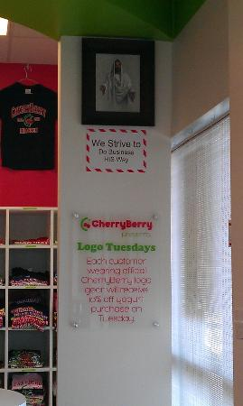 CherryBerry: Business His way!!