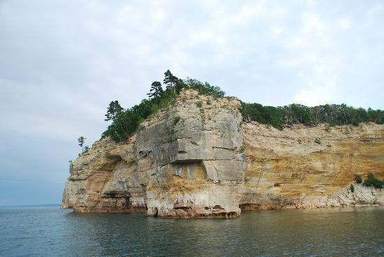 Pictured Rocks Cruises: Pictured Rocks