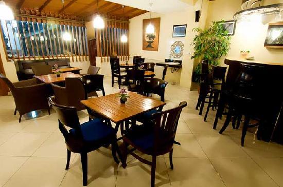 Rosani Hotel : Cafe