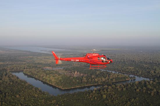 Helistar Cambodia - Helicopter Tours
