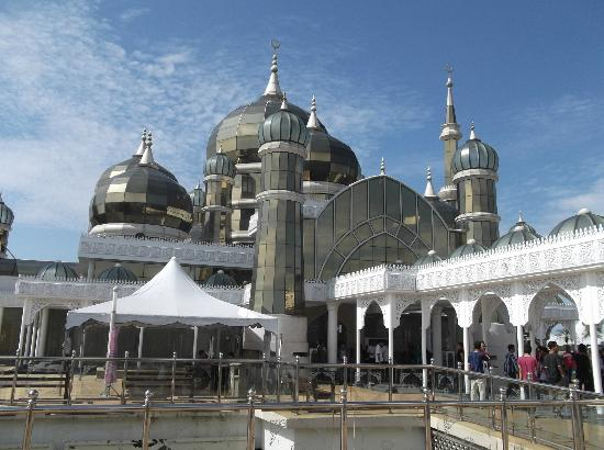 Crystal Mosque: great