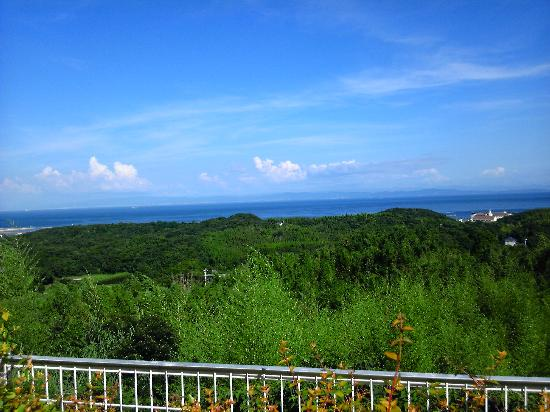 Wa Herb Garden Hotel Soraniwa : 景色