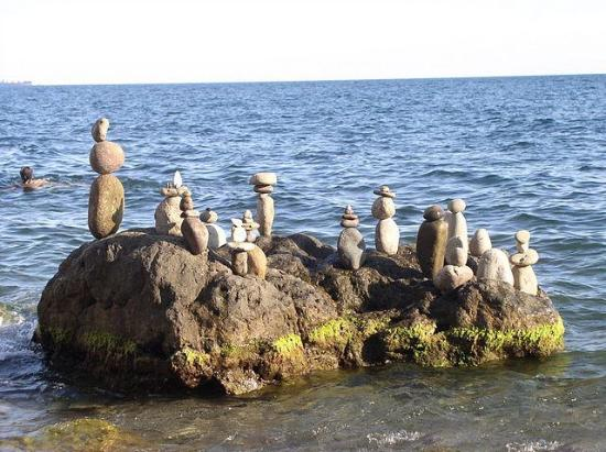 Mini Hotel Edem: Море, пляж,