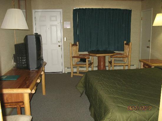 Georgetown Mountain Inn: Room # 62 King