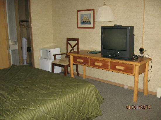 Georgetown Mountain Inn: King room 2nd floor Room # 62