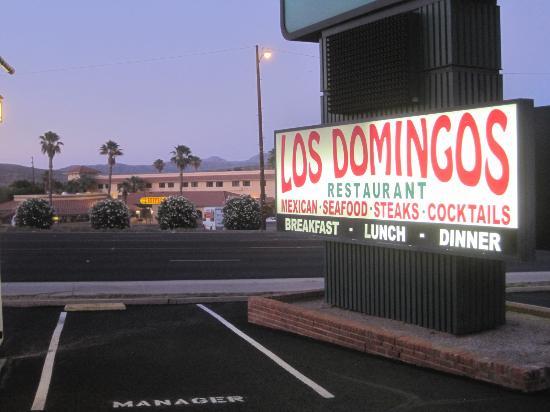 Los Domingos Mexican Restaurant: Gute Speisen zu guten Preisen