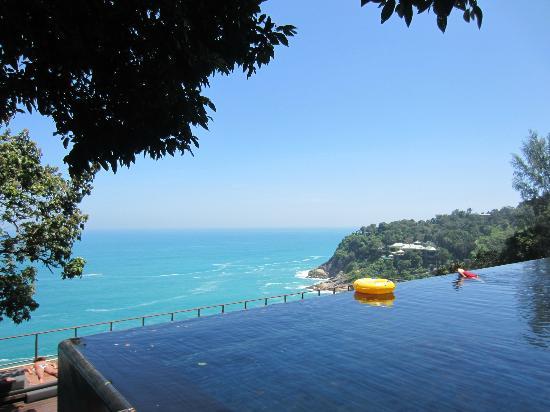 Paresa Resort Phuket: Infinity Pool - Main Area