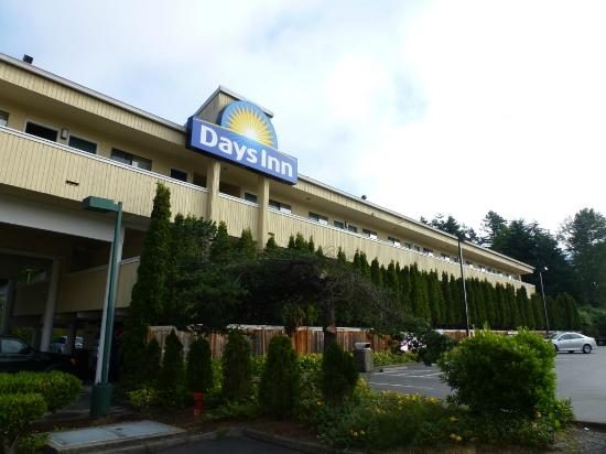 Days Inn Bellevue Seattle: Days Inn Bellevue