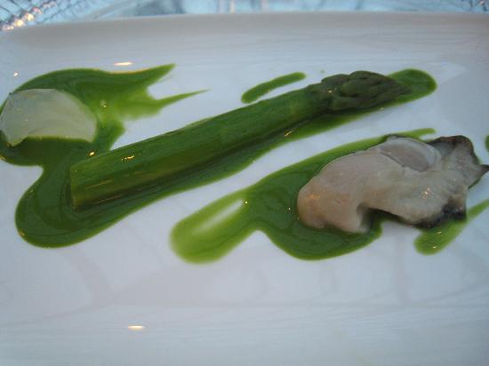 Restaurant Ikarus : Beautiful presentation