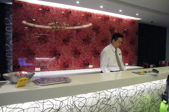 Ximen Citizen Hotel Main Building: Reception
