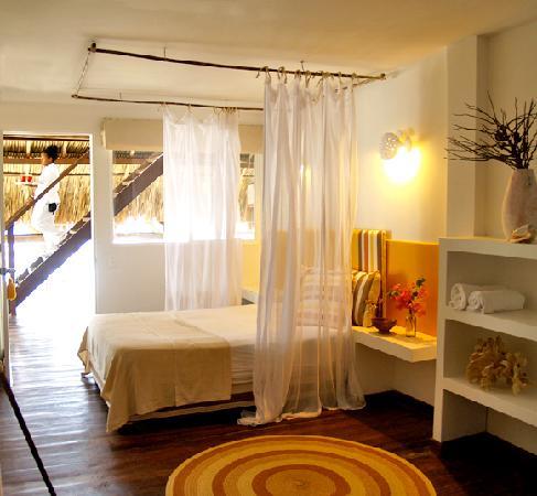 Kohsamui Hotel De Mar: Habitación Amarilla