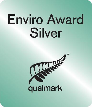 Westshore Beach Inn: Enviro Silver Award