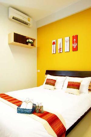 Smile Inn: Double Bed