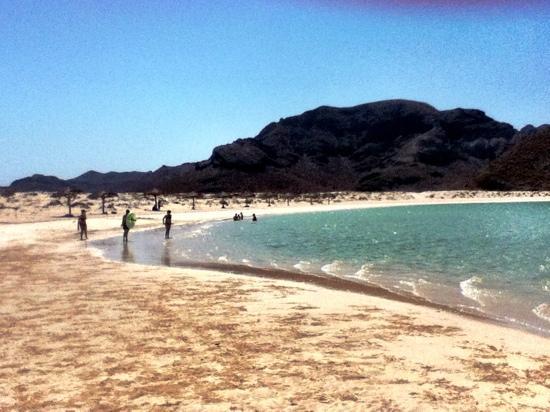 Balandra Beach : Balandra