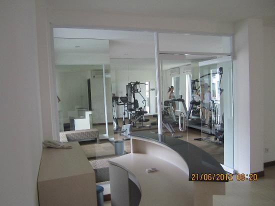 ‪‪Umalas Hotel and Residence‬: Umalas Hotel GYM