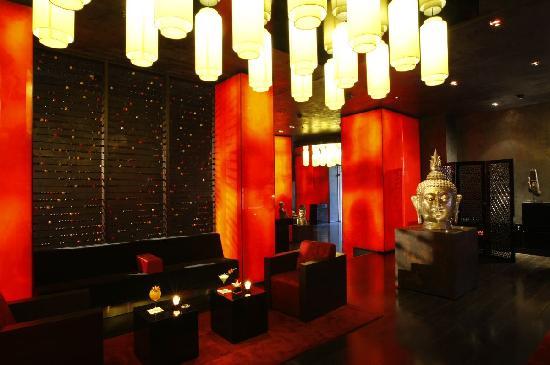 Buddha-Bar Hotel Budapest Klotild Palace: Lobby Bar