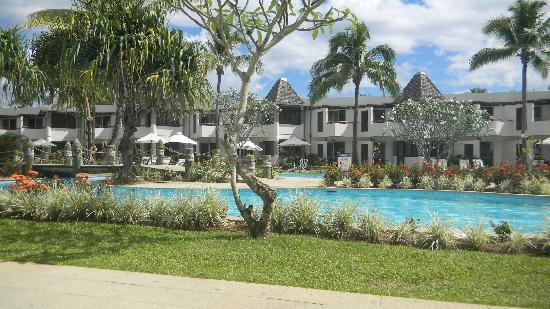 Sheraton Denarau Villas: Main Villa Pools