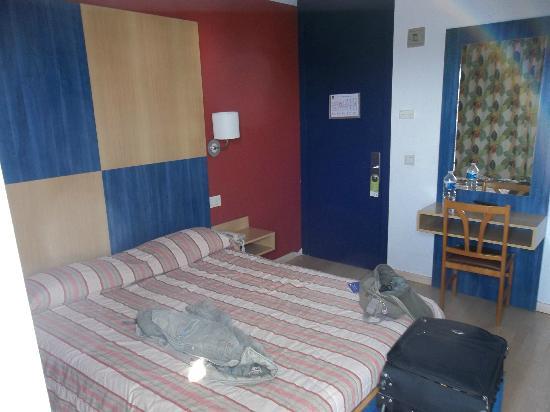 Hotel Marina: la chambre